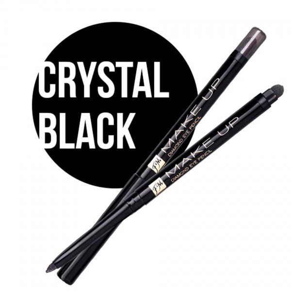 Diamantaugenstift Crystal Black Federico Mahora Makeup